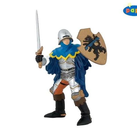 39170 Офицер с мечом синий