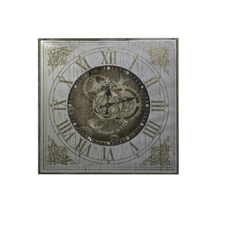 Часы настенные с механизмом, 45х45