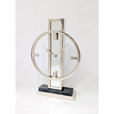 Часы с зеркалом, 39,5 см