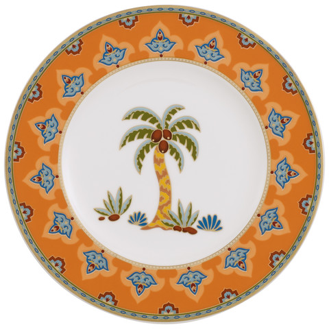 Пирожковая тарелка 16см Samarkand Mandarin,  [Арт. 1047322660]