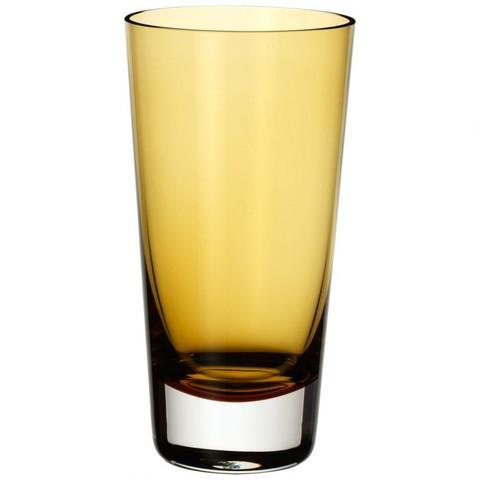 Высокий стакан amber Colour Concept,  [Арт. 1136383644]