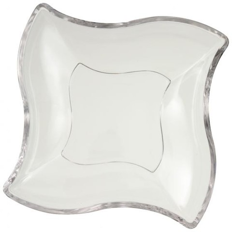 Блюдо 16 см New Wave стекло,  [Арт. 1137370785]