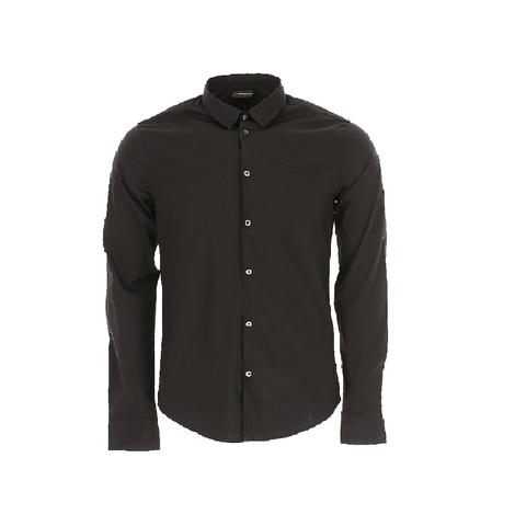 Рубашка черная р.S