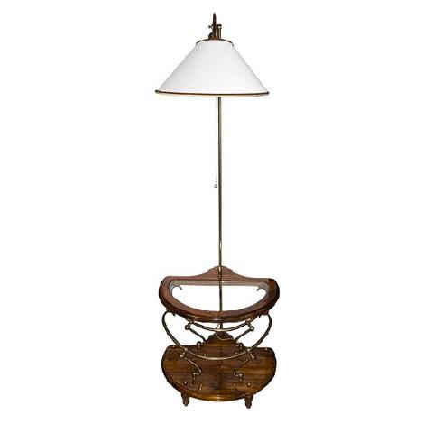 Лампа со столиком