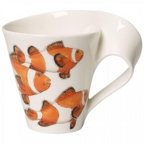 "Кружка 0.35л ""Рыба-клоун"" NewWave Caffe Animals,  [Арт. 1041759100]"