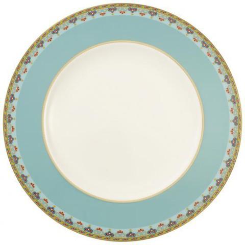 Плоская тарелка 27см Samarkand Aquamarin,  [Арт. 1047302630]
