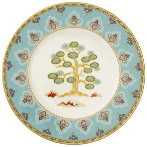 Пирожковая тарелка 16 см Samarkand Aquamarin,  [Арт. 1047302660]