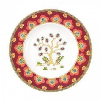 Пирожковая тарелка 16 см Samarkand Rubin,  [Арт. 1047312660]