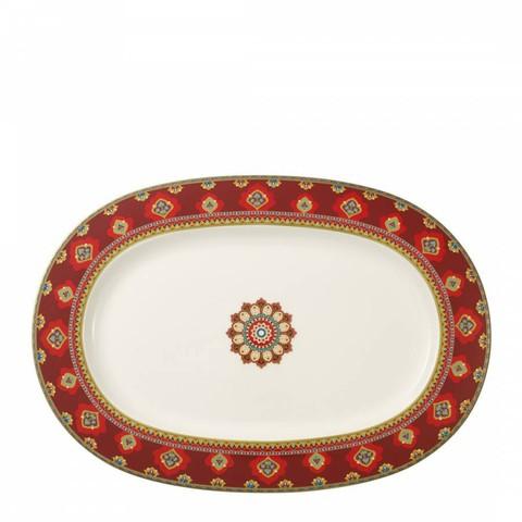 Овальное блюдо 41 см Samarkand Rubin,  [Арт. 1047312940]