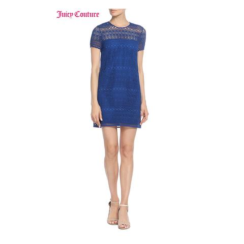 Платье синее [Juicy Couture]