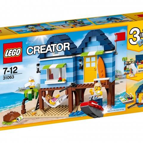 Конструктор Криэйтор Отпуск у моря 31063