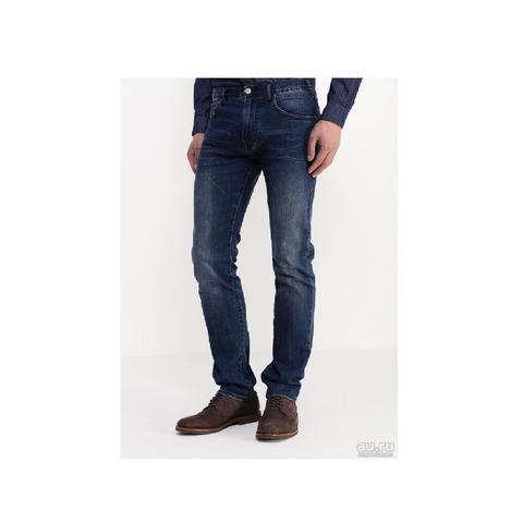 Джинсы темно-синие  (Armani Jeans)