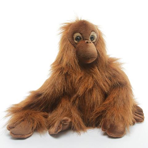 1610 Детеныш орангутанга, 25 см