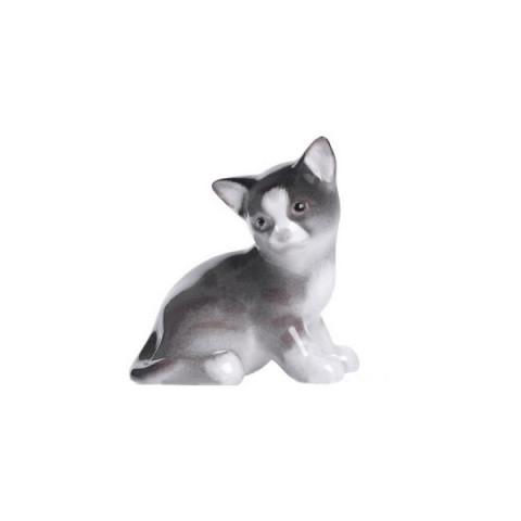Котёнок Парамоша Серый