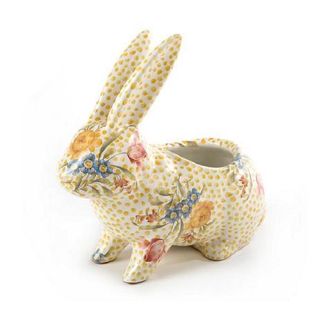 Кролик-кашпо