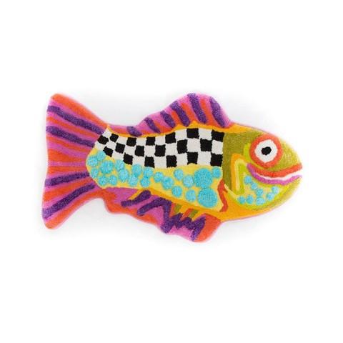 Коврик Рыбка