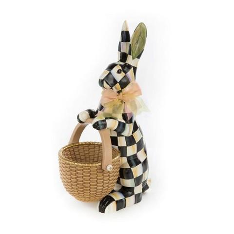 Кролик с корзиной CС