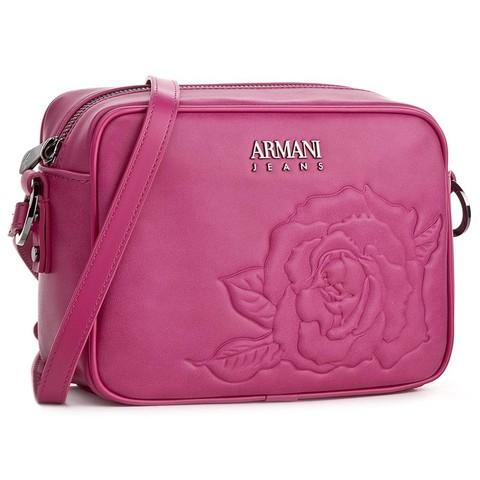 Женская сумка фуксия [Armani Jeans]