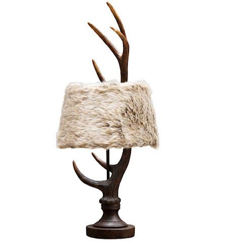 Лампа Рог оленя