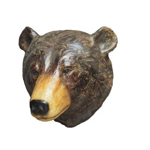 Медведь, панно