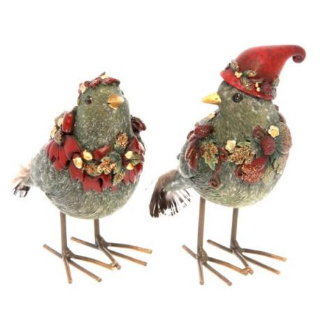Птицы нарядные