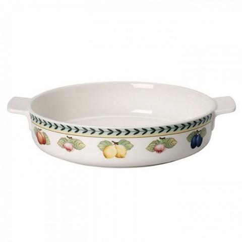Круглое блюдо для запекания 24см French Garden Baking Dishes,  [Арт. 1041673263]