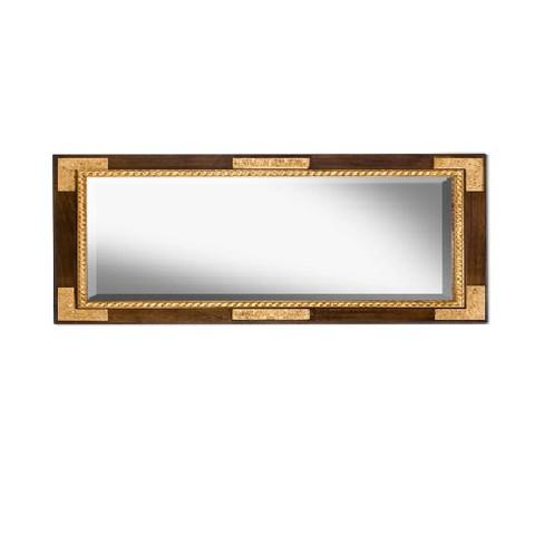 Зеркало в раме с орнаментом