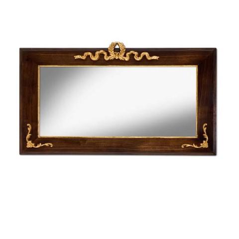 Зеркало с резьбой