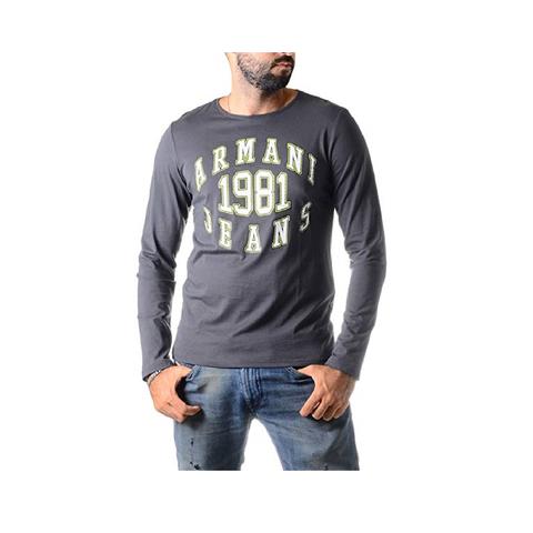 Футболка с длинным рукавом (Armani Jeans)