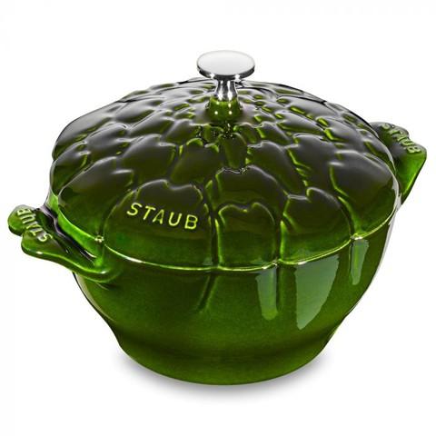 "Кокот ""Артишок"", 22 см, зеленый базилик 11152285"