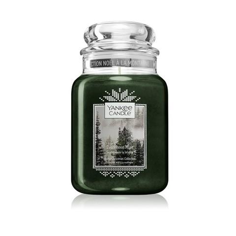 Свеча Вечнозелёная хвоя, большая
