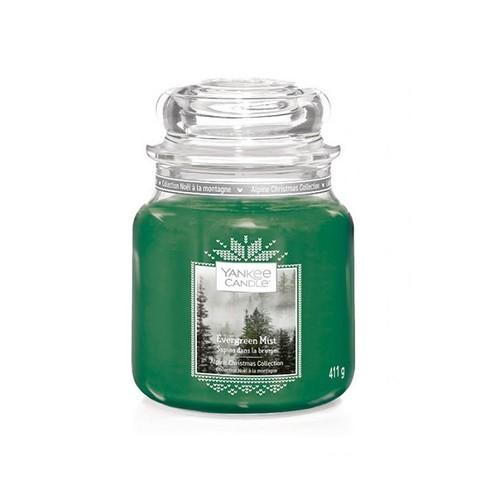 Свеча Вечнозелёная хвоя, средняя