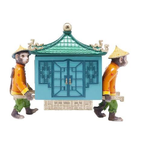 Коробка обезьянки