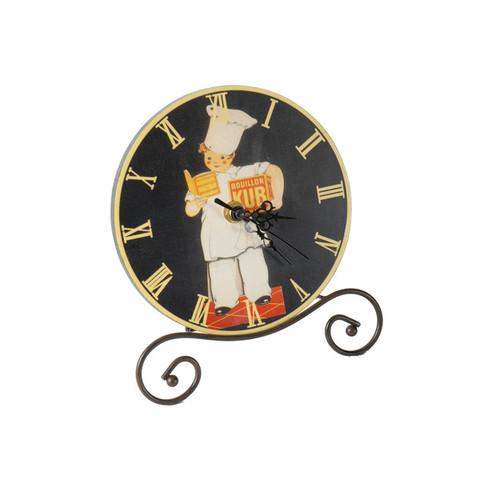 Часы Повар