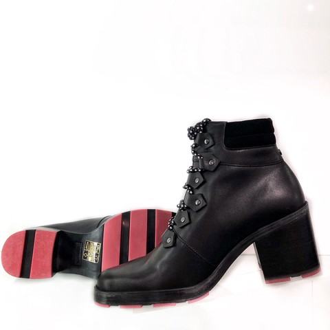 Ботинки на шнуровке [Armani Jeans]