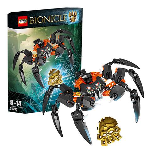 Игрушка Биониклы Лорд Паучий Череп 70790