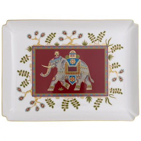 Блюдо 28x21см Samarkand Rubin Gifts,  [Арт. 1016391761]