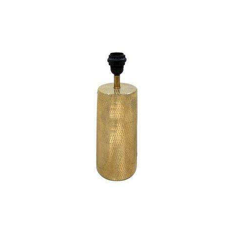 Лампа золотая