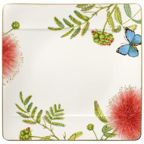Плоская тарелка 27х27 см Amazonia,  [Арт. 1035142610]