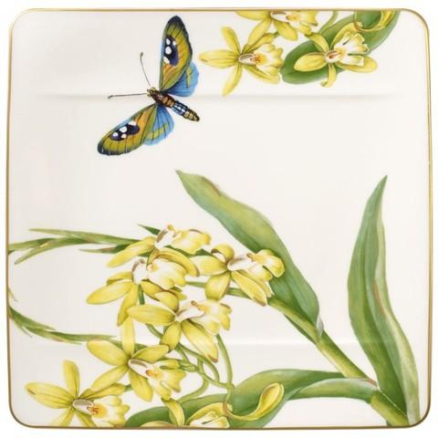 Салатная тарелка 23х23 см Amazonia,  [Арт. 1035142640]