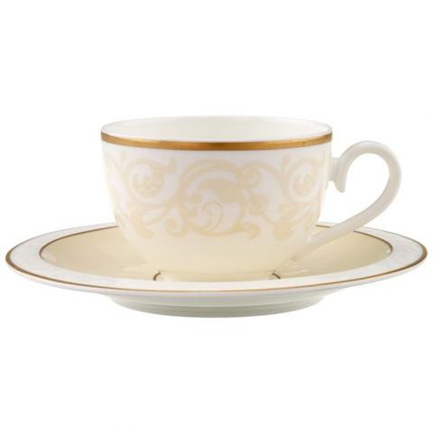 Чайно-кофейная пара Ivoire,  [Арт. 1043901290]