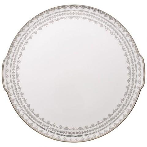 Блюдо д/торта White Lace,  [Арт. 1045122210]