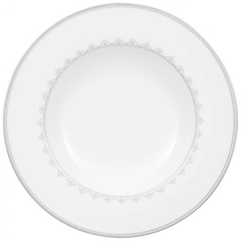 Глубокая тарелка White Lace,  [Арт. 1045122700]