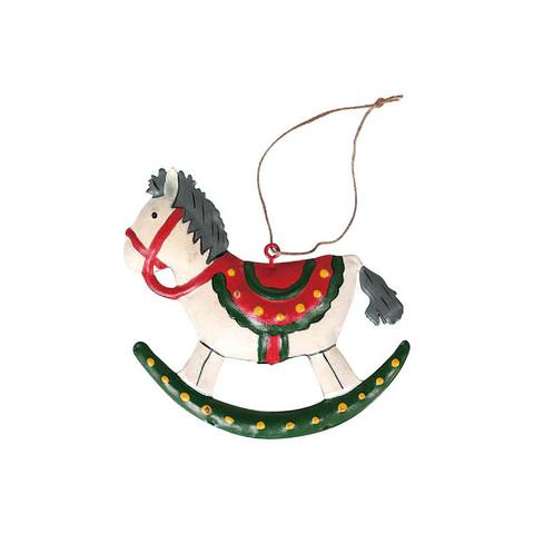 Лошадка, ёлочное украшение