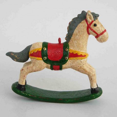 Лошадь-качалка, ёлочное украшение