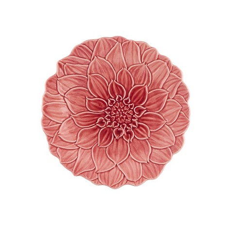 Тарелка цветы 22 см