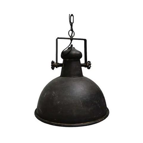 Лампа стальная