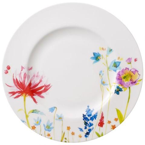 Плоская тарелка 27 см Anmut Flowers,  [Арт. 1044442630]