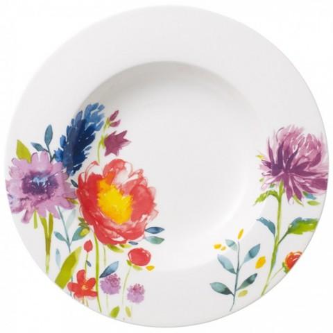Глубокая тарелка 24 см Anmut Flowers,  [Арт. 1044442700]