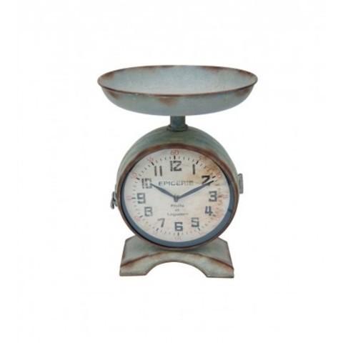 Часы в виде весов